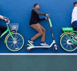 LimeBike's European expansion introduces electric scooters
