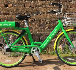LimeBike welcomes electric-assist bikes to their fleet