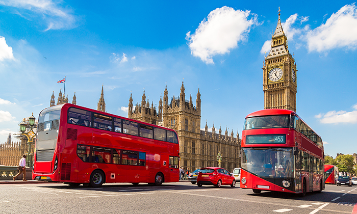 Tait completes London Buses contract