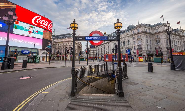 London lockdown halves levels of harmful air pollutants