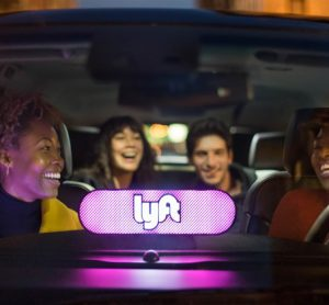 2017 brought Lyft 400 million rides across the US