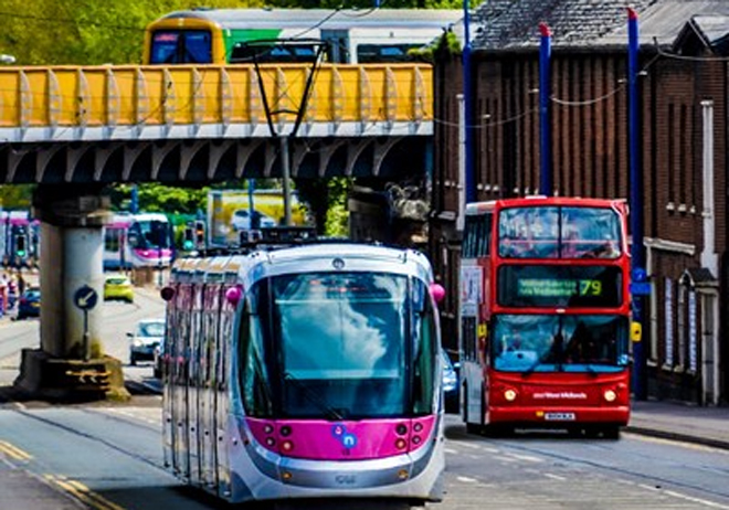 MaaS enables West Midlands residents to travel on a Whim