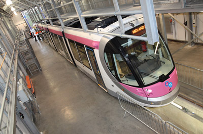 Midland Metro receives ISO 9001 accreditation
