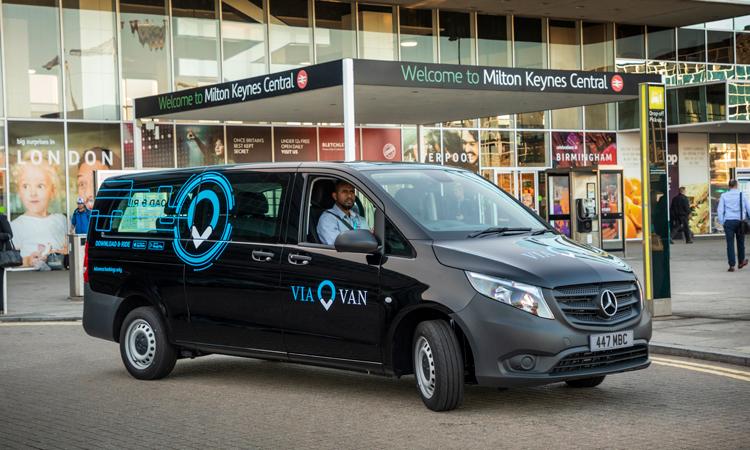 Euro Car Parts Milton Keynes >> Viavan S Fourth Shared Ride Service Launches In Milton Keynes