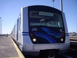 Bombardier Consortium Delivers its First Fully Modernised Metro Train to São Paulo Metro in Brazil