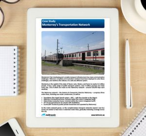 Monterrey Transportation Network case study