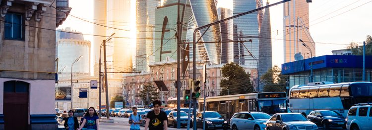 City Snapshot: Mobility in Moscow
