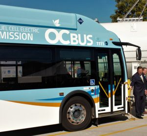 OCTA debuts America's largest hydrogen fuelling station