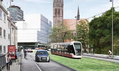 Odense Light Rail in Denmark awards construction tender