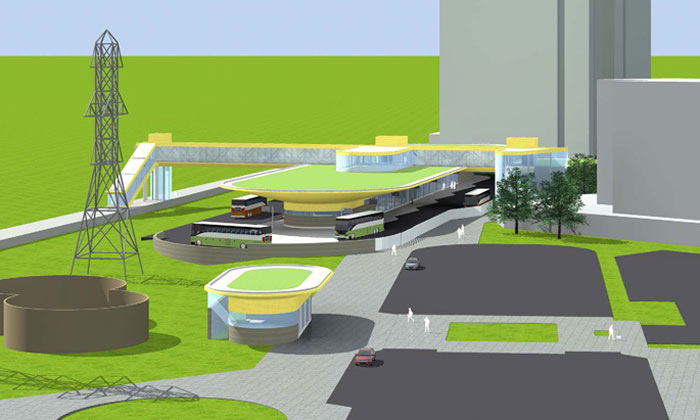 Contract for Kipling Bus Terminal Project in Ontario has been awarded