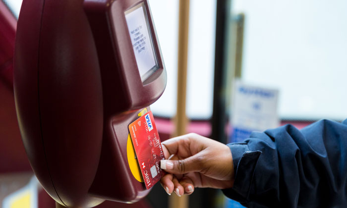 Smart ticketing systems with room to grow: Oyster