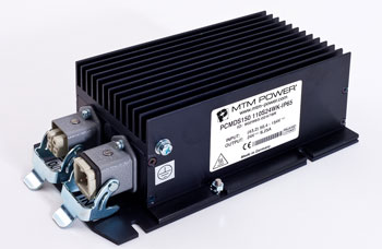 DC/DC Converters for IP65 Applications