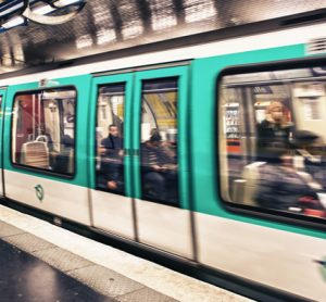 First trial of 4G LTE technology carried out on Paris Metro