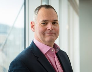 Paul O'Neil, the new MD for UK Bus at Arriva
