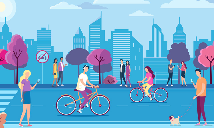 People-centric cities