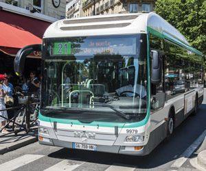 RATP's Bus 2025 Plan