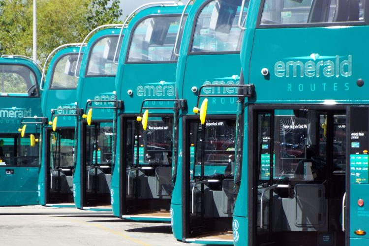 SMMT figures reveal UK new bus and coach market increased by 8 percent in 2016