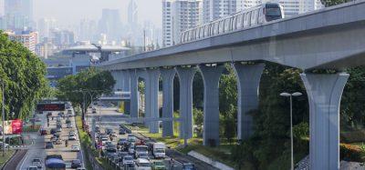 Road and rail transport in Kuala Lumpur, Malaysia