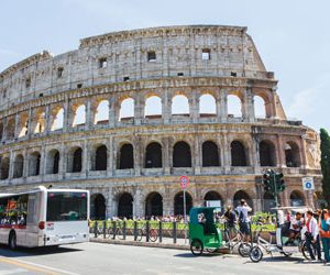 Rome: Improving services by investing in vehicles, infrastructure and technology