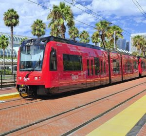 San Diego light rail extension project finds supplier for automation and power technology