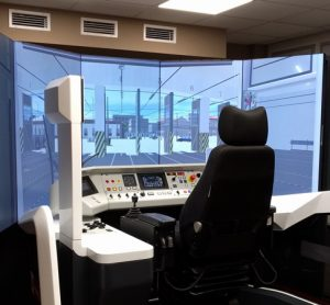 Tramway driving simulators revolutionise training in Vienna