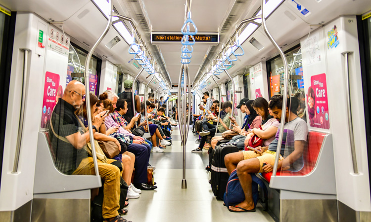 Initiative looks to distribute peak hour public transport demand in Singapore