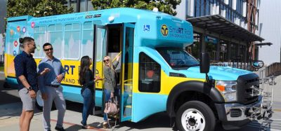Via and SacRT launch America's largest microtransit system