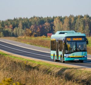 Forty per cent of Jaworzno's bus fleet is now zero-emissions