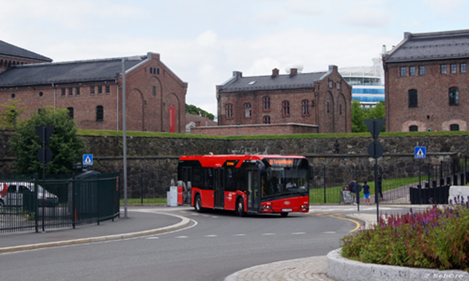 Oslo to receive 99 new Solaris buses by early 2017