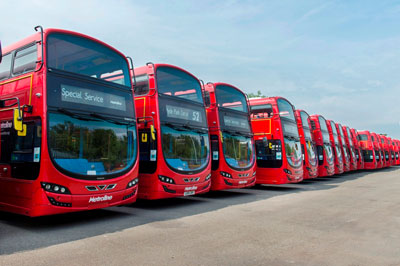 Strong growth continues in UK bus and coach market