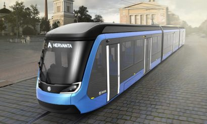 City of Tampere selects Transtech to supply low-floor LRVs