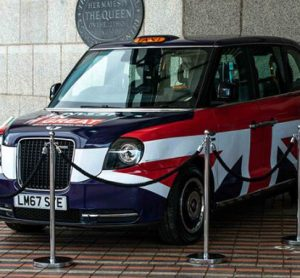 Wireless charging taxis to be trialled in Nottingham