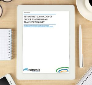 TETRA - technology of choice whitepaper