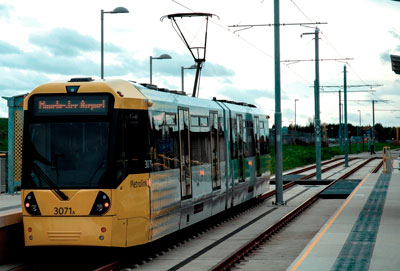 Planned Metrolink services announced as Second City Crossing set to open early 2017