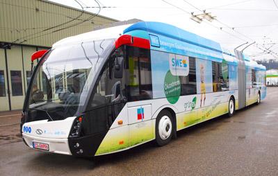 Trollino trolleybus