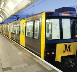 Nexus Tyne and Wear Metro