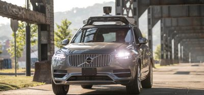 Uber begins autonomous mapping of Washington D.C.