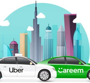 Uber Careem Middle East acquisition