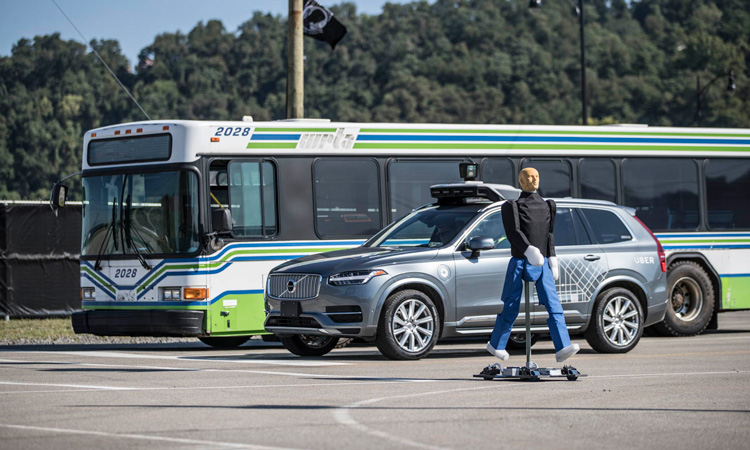 Uber granted autonomous testing permit in California