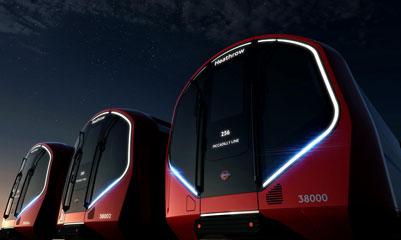 New London Underground design