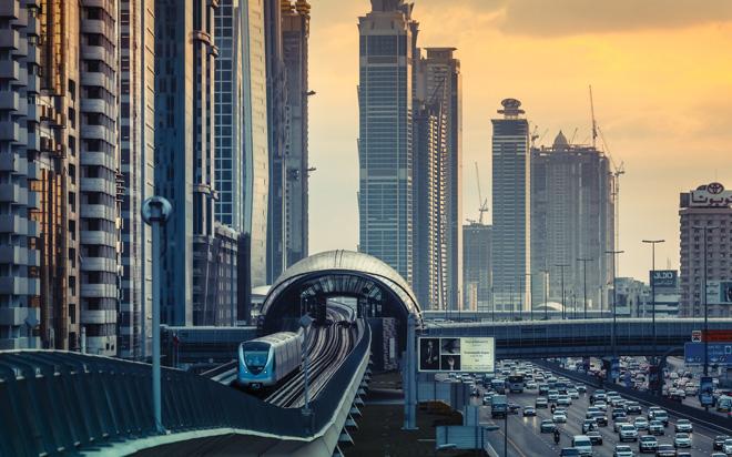 Urban public transport developments in MENA