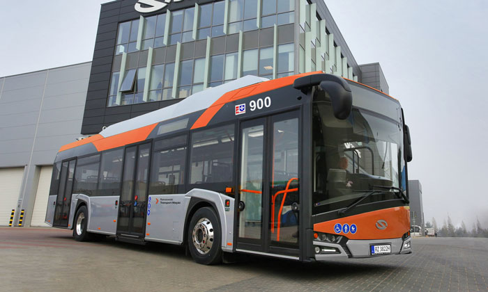 Solaris to deliver 10 electric and 30 conventional buses to Rzeszów