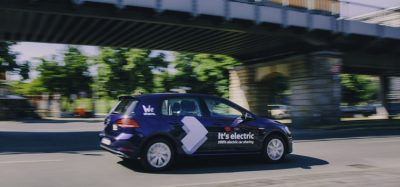 Full-electric Volkswagen WeShare service launched in Berlin
