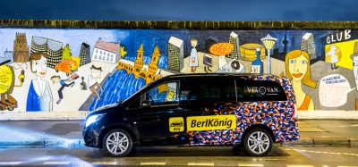 On-demand shared service re-purposed to service healthcare workers in Berlin