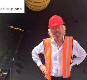 Virgin Group invests in Hyperloop One to form a partnership