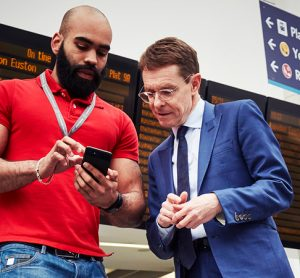 Birmingham hosts the UK's first ever train station to trial 5G technology