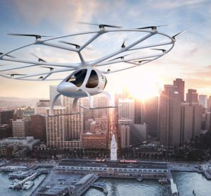 Volocopter extends Series C funding to €87 million