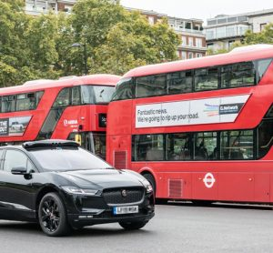 AI autonmous mobility start-up raises $20 million for London trials