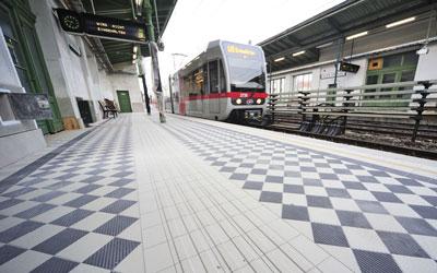 Wiener Linien revitalises historical stations in Vienna