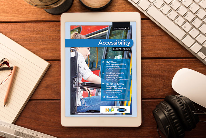 Accessibility In-Depth Focus - Issue #4 2017
